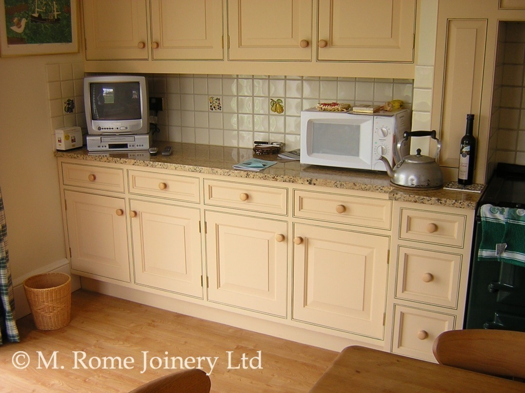 M Rome Joinery Kitchen Image