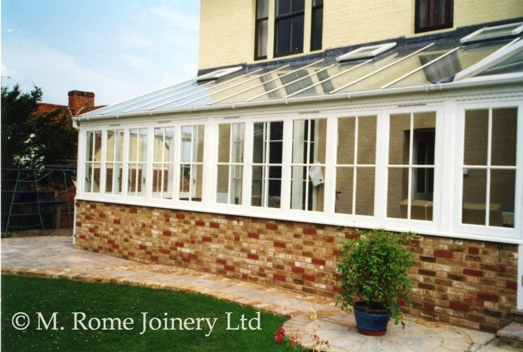 M Rome Joinery Conservatory Image