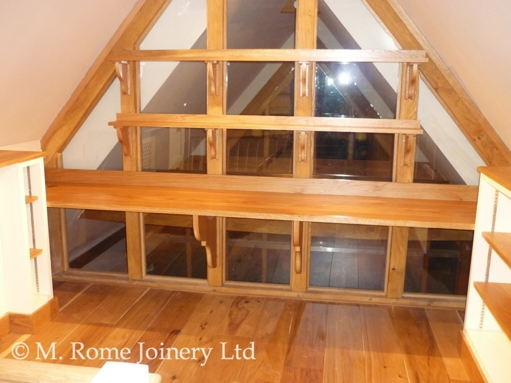 M Rome Joinery Specialist Projects Image